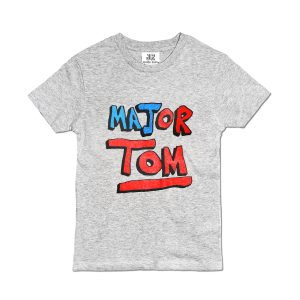 Junior Rags Official David Bowie Major Tom T-shirt